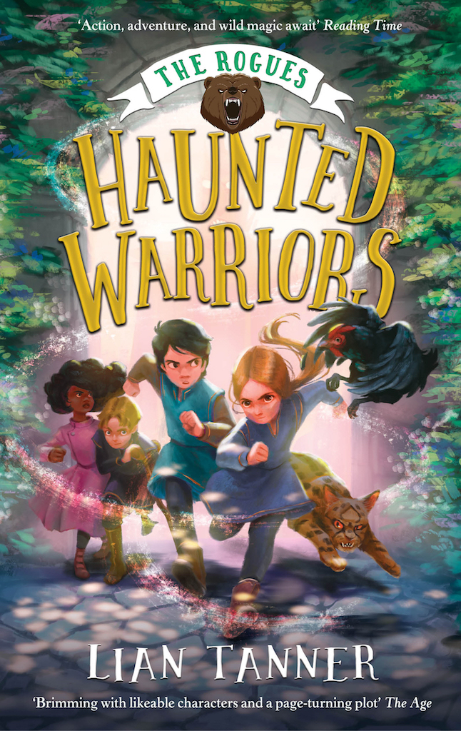 Haunted Warriors